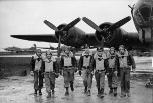 401st Bombardment Group Crew