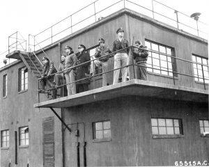 Deenethorpe Airfield Control Tower