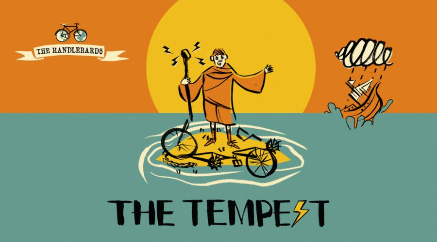 The Handlebards present 'The Tempest' | Sunday 21st July 2019