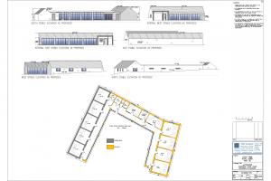 Lodge Farm Building Plans