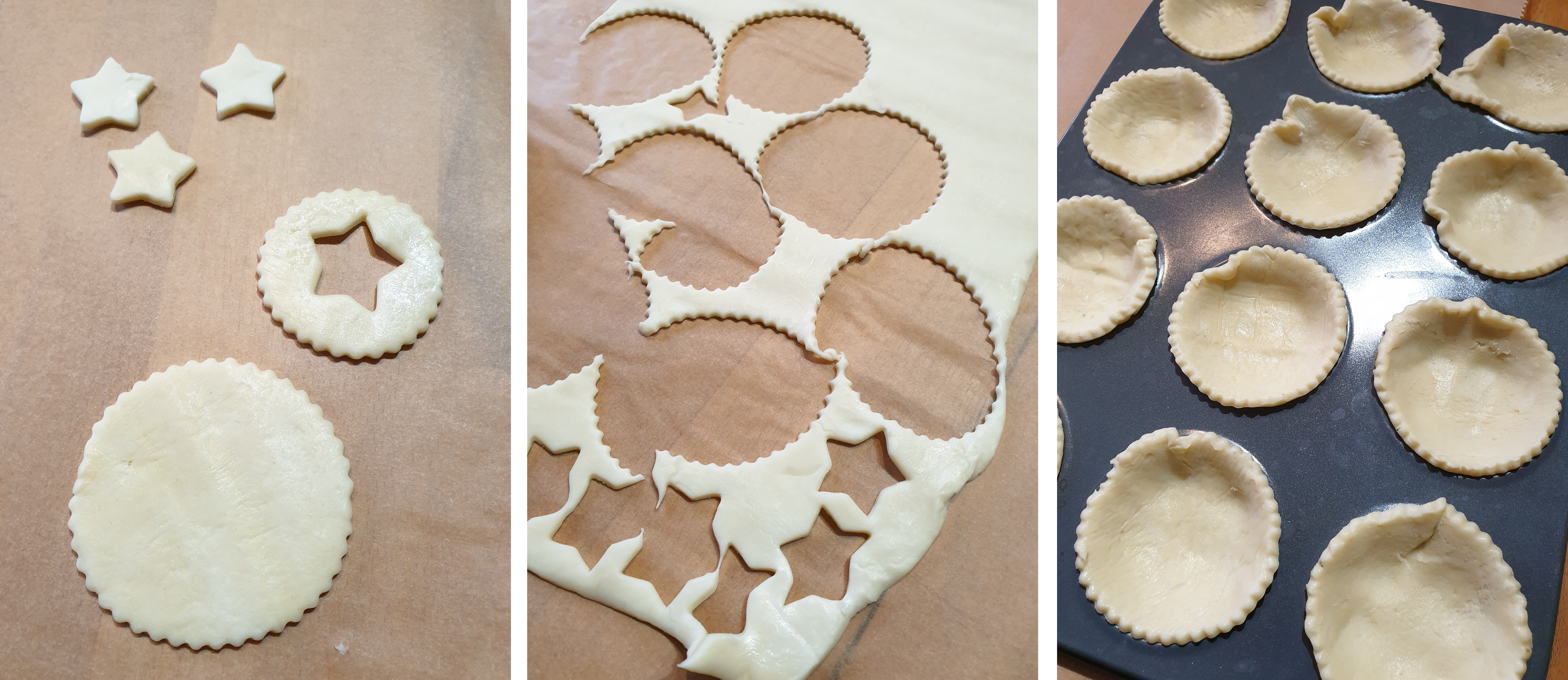 Mince Pies step by step 1