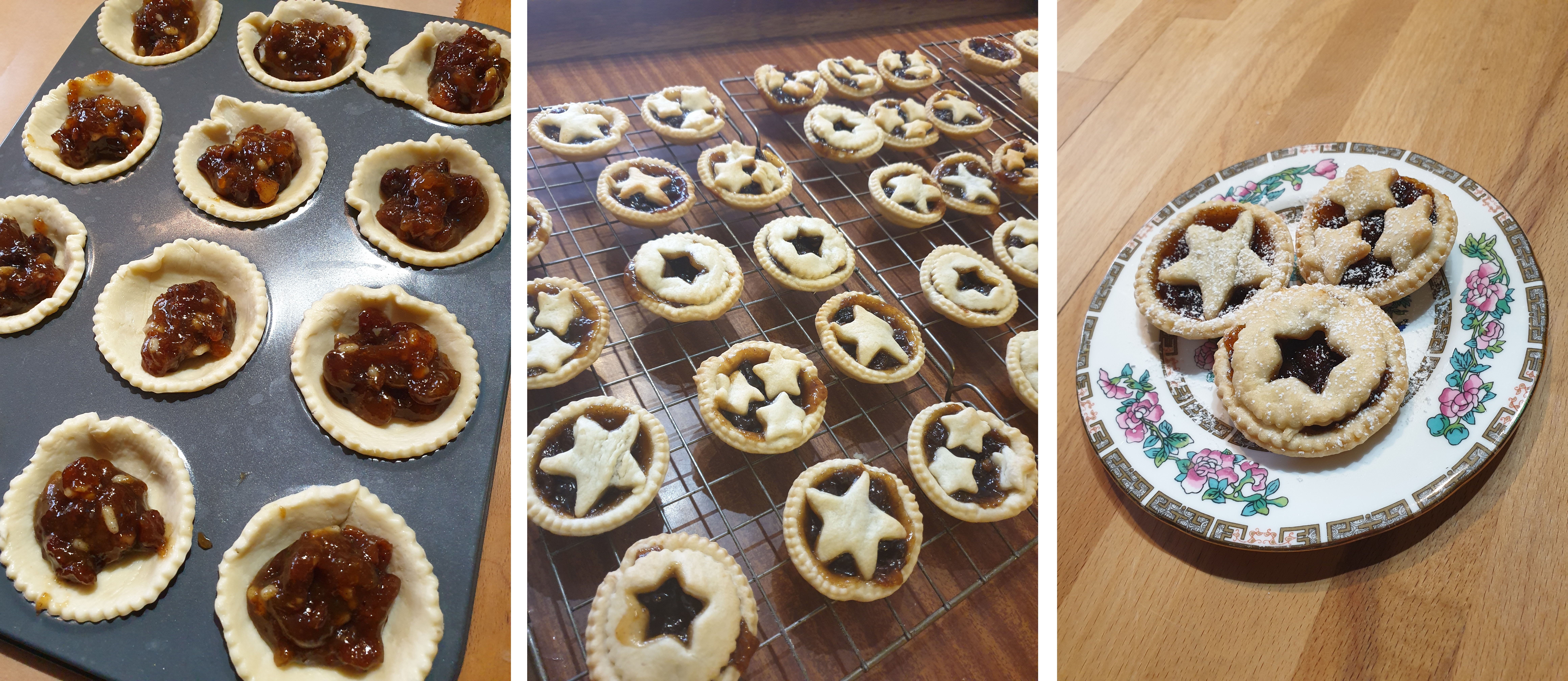 Mince Pies step by step 2