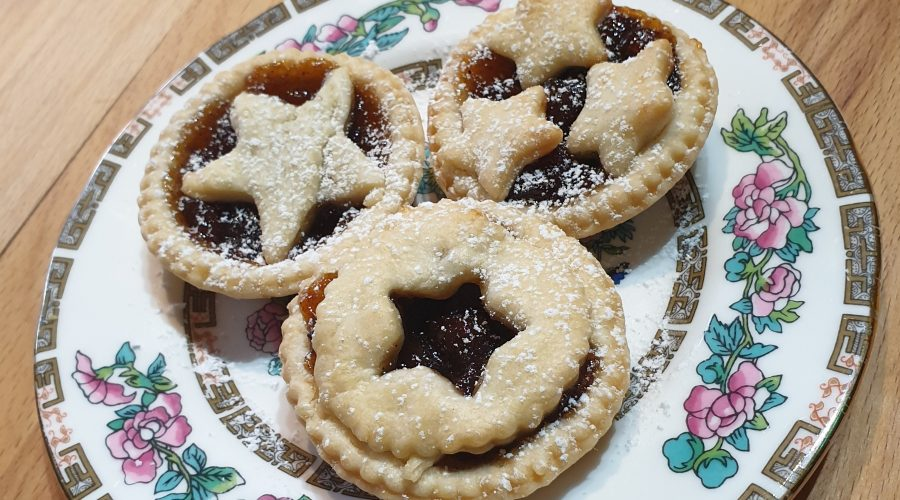 Kitchen Blog | Mince Pies 2019